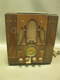VTG Atwater Kent Short Wave Broadcast Radio 145