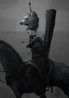"""King in The North"" by Vince Serrano"