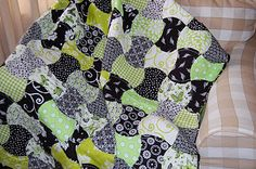 Fresh Cut Quilts Pattern Co.: Accuquilt Go! Baby Review featuring the Apple Core die