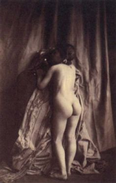 Eugene Durieu, Female Nude, c. History Of Photography, Nude Photography, Artists And Models, French Photographers, Model Photos, Vintage Beauty, French Vintage, Female Bodies, Vintage Photos
