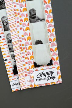 printable mother's day cards for photobooth strips