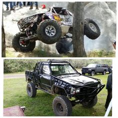 Built by Flex Point off-road of redding ca. Toyota crawler. Toyota rock crawler and Toyota rock racer. Visit www.flexpoint-offroad.com for more information on Toyota rock crawlers. FXP #SkeletonKrew