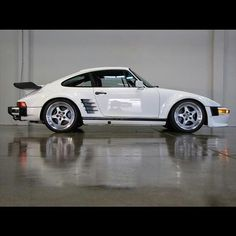 1988 Porsche 911 Slant Nose Turbo!