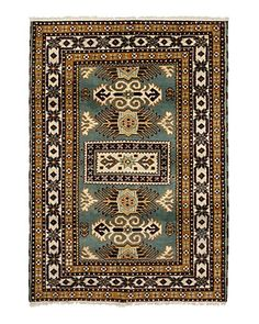 "Serapi Vibrance Collection Oriental Area Rug, 4'1"" x 6'1"""