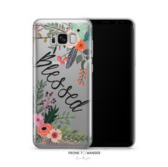 Available for Samsung: Inspirational Phone Cases – Prone to Wander