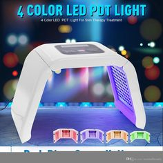 New Led Pdt Light Skin Care Beauty Machine Led Facial Spa Pdt Therapy For Skin Rejuvenation Acne Remover Anti Wrinkle Light Therapy Machine Red Light Collagen Therapy From Normalbeauty, $329.65| Dhgate.Com