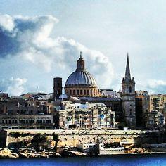 Valletta, #Malta │ #VisitMalta http://maltaluxurytravel.com/