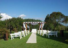 Casamento Simples no Campo, Confifra mais decorações...