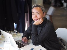 #AtMyDesk with Ophelia Wu, London correspondent at Elle Hong Kong