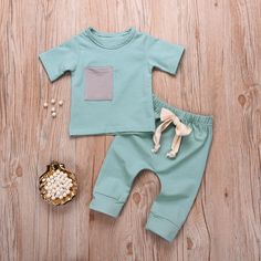 CDHL99 Reel Cool Dad Fisherman Newborn Infant Baby Short Sleeve Outfits Sunsuit Clothes 0-2T