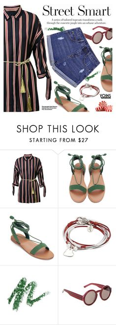 """""""Yoins 16:Street Style"""" by pokadoll ❤ liked on Polyvore featuring Lizzy James, Marni, Hedi Slimane, polyvoreeditorial, polyvorefashion, polyvoreset and yoins"""