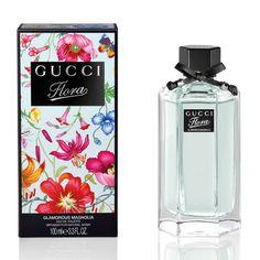Gucci Flora by Gucci Glamorous Magnolia Eau De Toilette 100ml - feelunique.com
