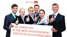 THE #VISION #IAS is a #HAS coaching institute situated in the heart of #Chandigarh.Over the last 15 years, it has assisted hundreds of students to clear the HAS Exam. CONTACT US FOR ANY INQUIRY 9815922061