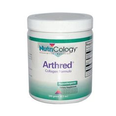 NutriCology Arthred Collagen Formula 8.5 Oz