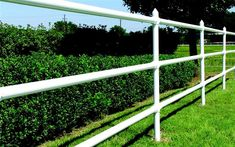 PVC Pipe Rail Fence | Fence Pipe (Fencing Panels) – Southern Steel Berhad