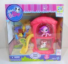 New Littlest Pet Shop Hydrant Hangout Dog Cozy Condo Playset #toys #littlestpetshop