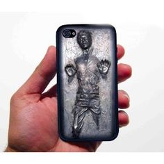 Covers for your Electric Gizmos / #Iphone 4/4s Case Han Solo in /Carbonite #StarWars