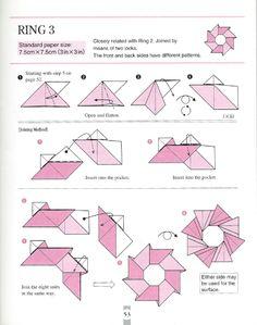 origami ninja star instructions printable