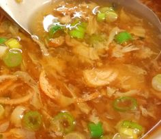 Gluten Free-Egg Drop-Soup Cucumber Jelly Recipe, Egg Drop Soup, Jelly Recipes, Fruits And Vegetables, Curry, Gluten Free, Canning, Ethnic Recipes, Food
