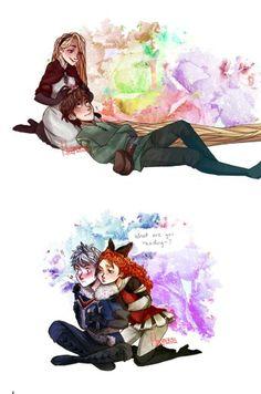 Hiccunzel and Jarida