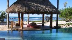 Luxurious beachfront estate in Punta Mita