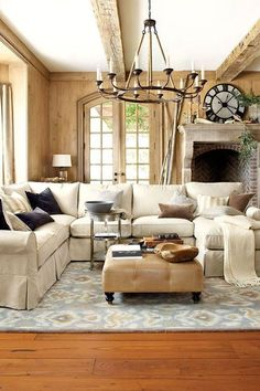 Would you like this living room space in your home?