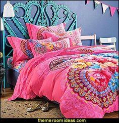 Boho Bohemian Bedding Sets Bohemian Duvet Covers My Boho