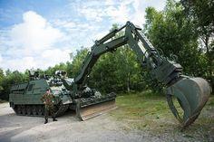 Kodiak breaktrough tank - Char du génie — Wikipédia