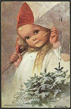 """""""Christmas Greetings"""" (1923)"""