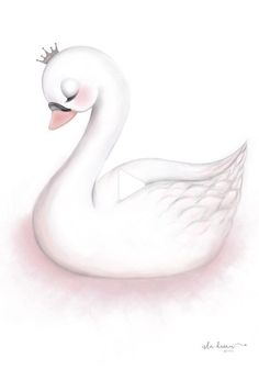 Engel – Version 1 – Angel – Version 1 – The post Angel – Version 1 – appeared first on Huge. Cute Animal Drawings, Cute Drawings, Realistic Drawings, Baby Swan, Baby Drawing, Swan Drawing, Drawing Art, Baby Art, Cute Illustration