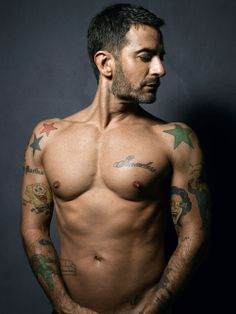 Marc Jacobs. Photo by Mark Seliger