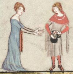Bodleian Library MS. Bodl. 264, The Romance of Alexander in French verse, 1338-44; 61v