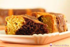 Bicolour Cake