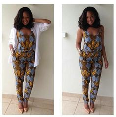 Cute ~African Prints, African women dresses, African fashion styles, african clothing
