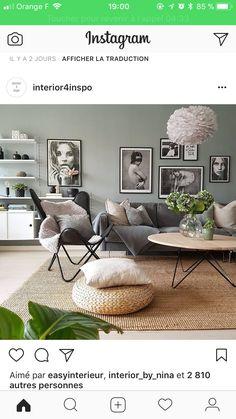 Dat tafeltje? Interior Design Living Room, Living Room Designs, Home Living Room, Living Room Decor, Piece A Vivre, Guest Bedrooms, Living Room Inspiration, Home Decor, Sweet