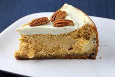 Pumpkin Cheesecake Recipe on Yummly. @yummly #recipe