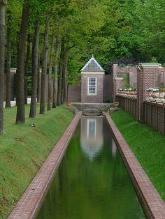 Tuin - Paleis Het Loo, Apeldoorn, Netherlands