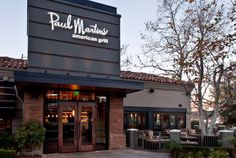 Paul Martin's - Our founders, Brian Bennett and Paul Fleming, had a vision for a restaurant they wished was in their neighborhood, a place that serves you dishes made from scratch with the highest quality ingredients prepared simply and well, all offered at accessible prices. Embracing this concept and carrying these values into the restaurant kitchen, Paul Martin's American Grill was born. #paulmartins #delicious #yum #westlake #westlakevillage
