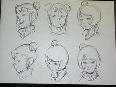 Ikki/Jinora character art