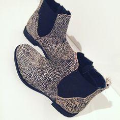 Street Style / Bullboxer Shoes From @peidge