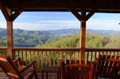 """Above The Trees"" is vacation/rental cabin on the ridges of SkyCove in Bryson City, NC.  Breathtaking long range mountain views!      This cabin and a few others, as well as building Lots are for sale.  Go to www.skycove.com or call us at 828-736-3556 today!"