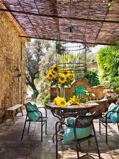 Summer  Inspiration : Outdoor Living from Nuevos Estilos
