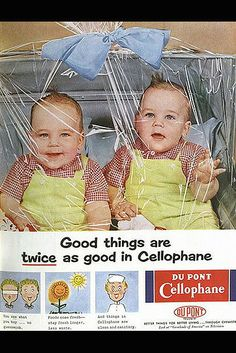 Cigarettes, guns, cocaine and beer ... there was nothing advertisers didn't want to associate with babies and young kids in the past. Here's a selection of old-time ads that all seem a bit wrong now.  http://www.essentialbaby.com.au/photogallery/life-style/my-firsts/25-vintage-ads-featuring-babies-and-kids-20130502-2iu8v.html