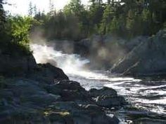 Thrills await on the Allagash Wilderness Waterway!  Anyone up for riding some rapids?  ;-)  Looks like a ton of wild fun!