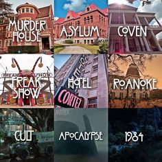 Great American Horror Story edit by 😍. American Horror Story Quotes, American Horror Story Asylum, Series Movies, Tv Series, Ahs Asylum, Scream Queens, Photo Wall Collage, Movies Showing, Horror Stories