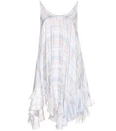 STELLA MCCARTNEY Silk Dress. #stellamccartney #cloth #clothing