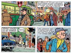 Spirou & Fantasio    Franquin