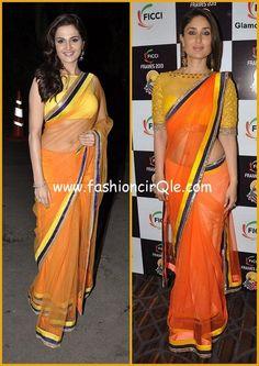 Kareena Kapoor Monica Bedi1 Fashion Fight :
