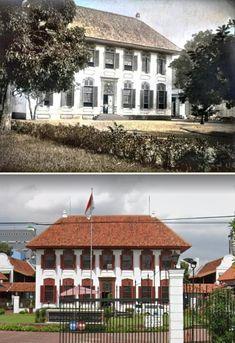 Hoofdkantoor Mijnbouw te Weltevreden, Batavia - 1924 1932, ,.,   Gedung Arsip Nasional, jl Gajah Mada, Jakarta, 2019