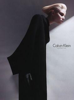 Calvin Klein   Fall 2008 Photo: Fabien Baron.